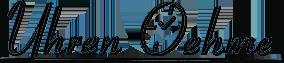 Uhren Oehme - Logo